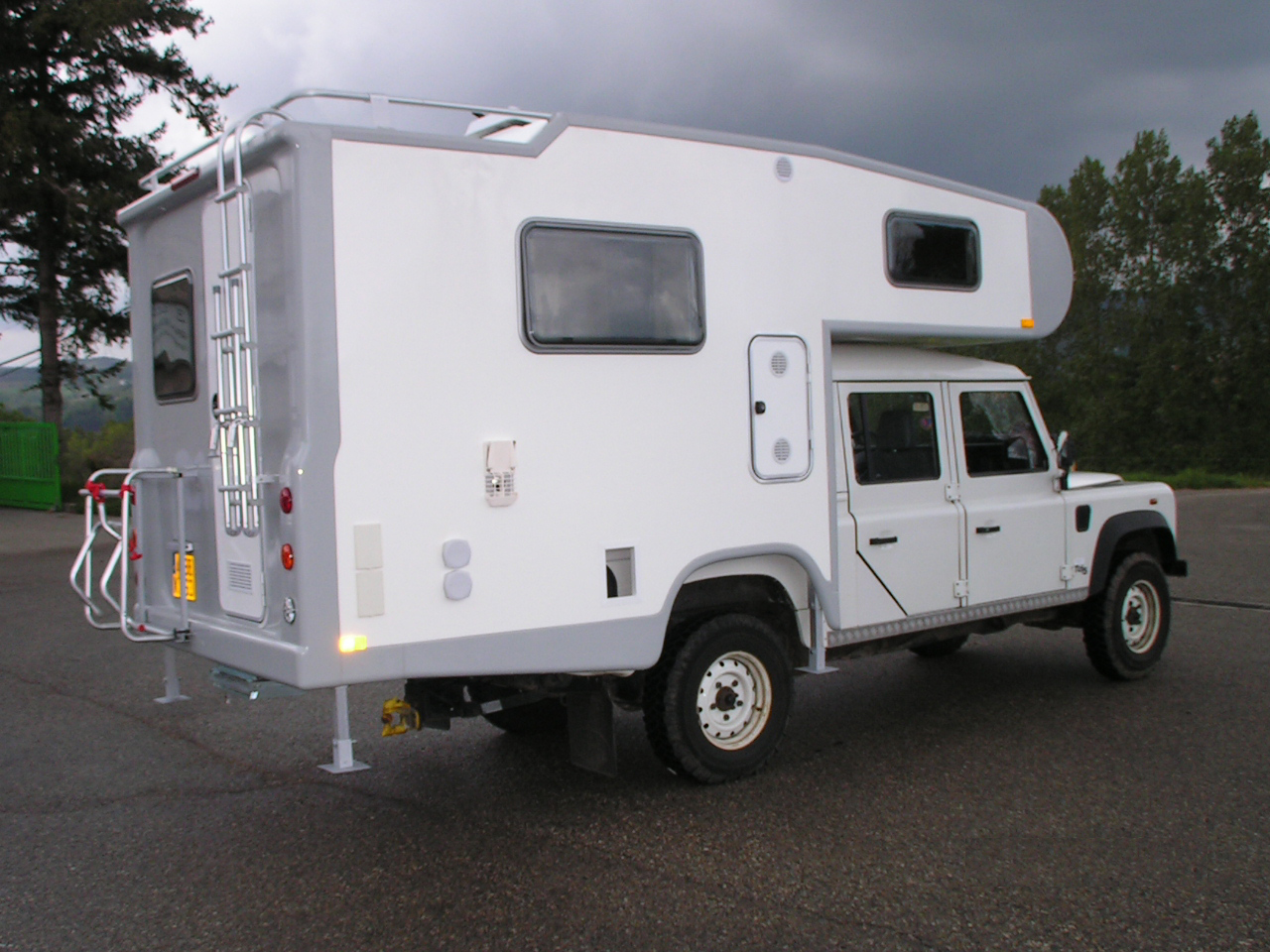 cellules camping car amovible